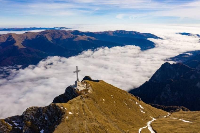 """Tony Berbece ◉ La muntele unde """"Domnul va purta de grijă…"""""""