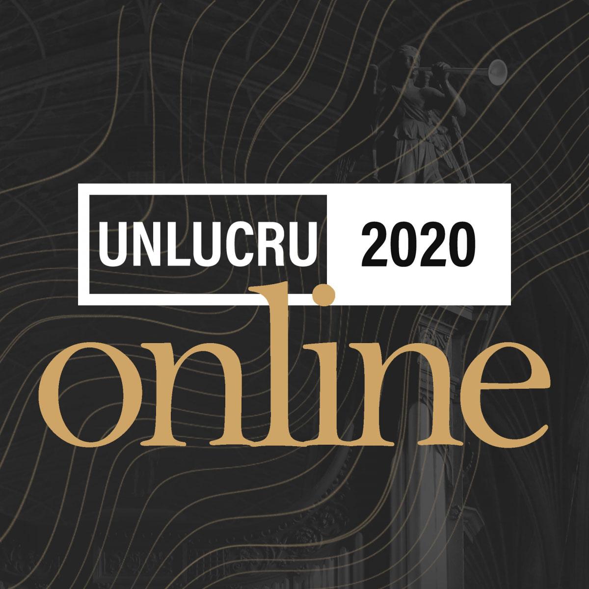 Conferința UnLucru 2020 Online