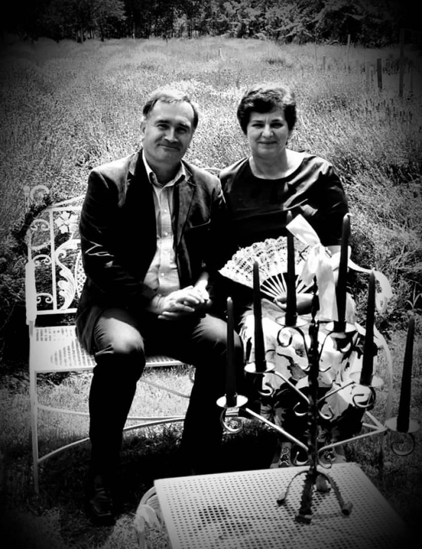 Angela Deznan, soția pastorului Petru Deznan, a plecat în veșnicie!