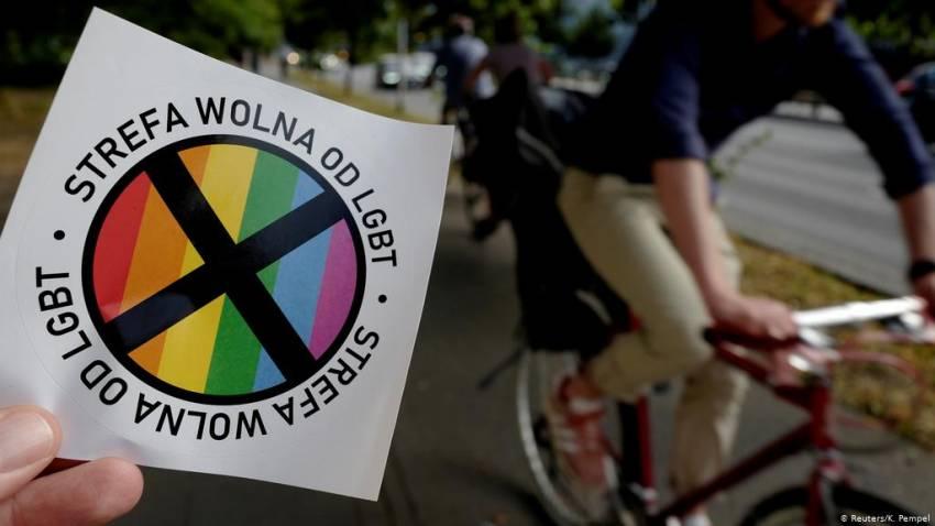 UE pedepseşte Polonia pentru politica sa vizând LGBT