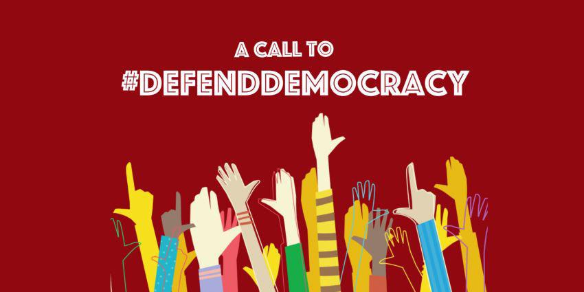 Peter Costea ◉ Ne apărăm democrația