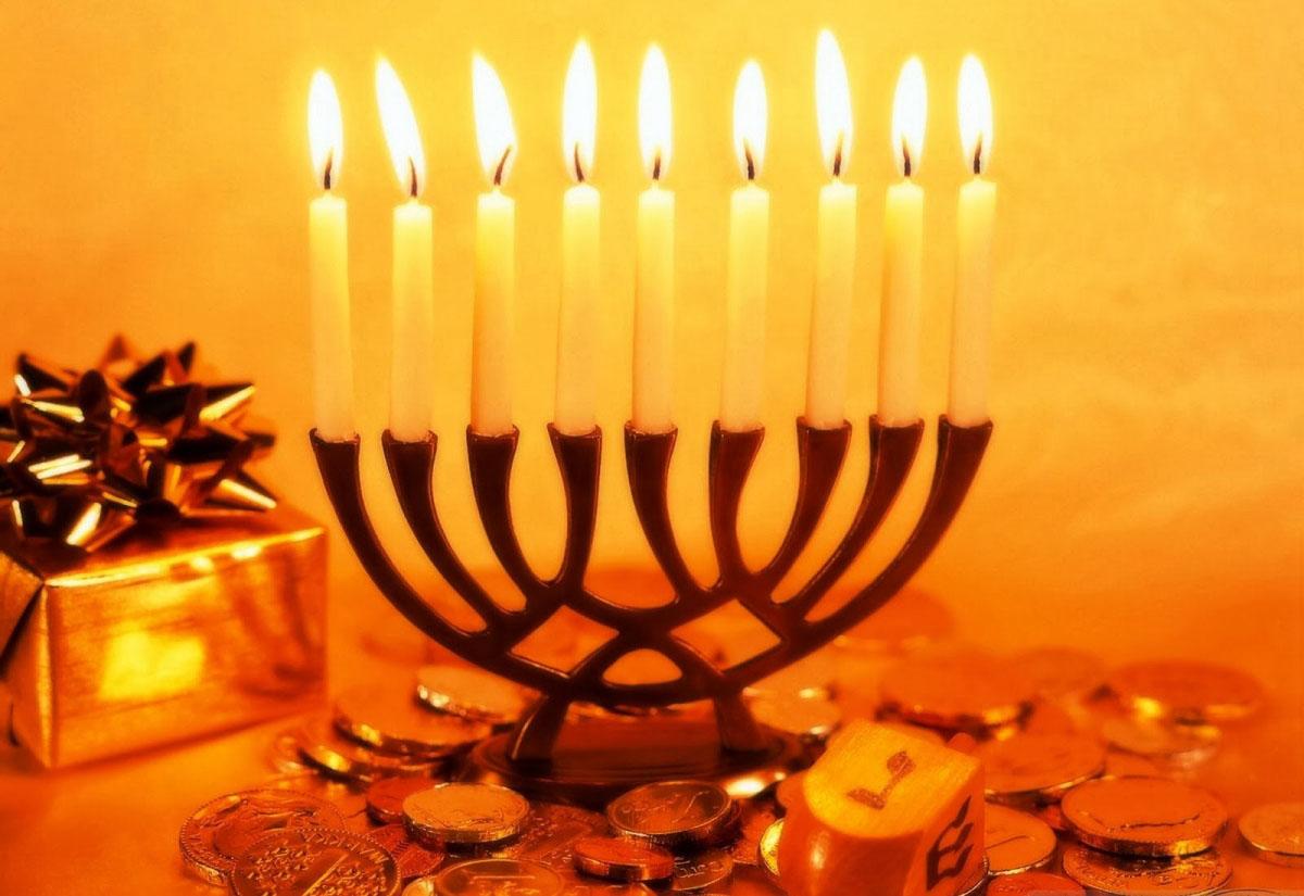 Daniel Stanger ◉ Hanuka – Sărbătoarea Luminii